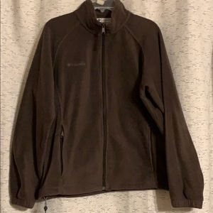 Brown Columbia Fleece